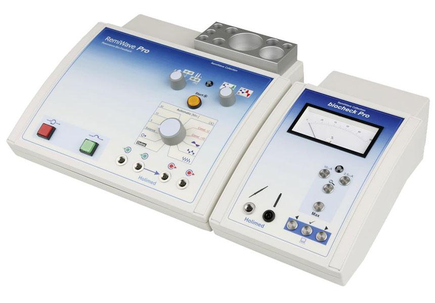 Elektroakupunktur nach Dr. Voll (EAV)